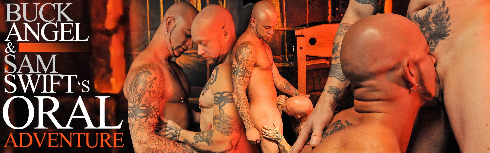 Buck Angel & Sam Swift's Oral Adventure
